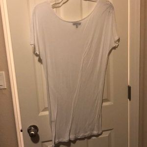 EXPRESS white tunic